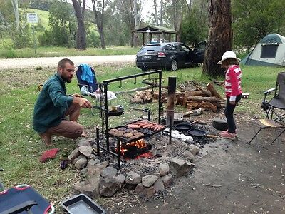 Campfire Bush BBQ and Grilling
