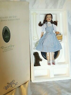The Wizard of Oz Dorothy Porcelain Doll Collection 2000