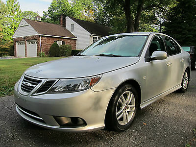 2011 Saab 9-3 Turbo4 Sedan 4-Door AAB 9-3 2011 SEDAN 2.0 TURBO VERY RELIABLE WITH MINOR BODY DAMAGE