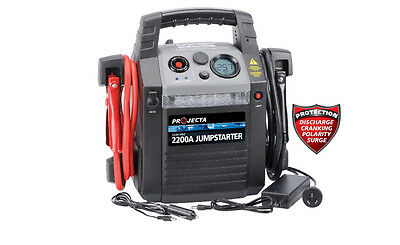 PROJECTA 2200A 12/24V Jumpstarter and Power Supply - NEW