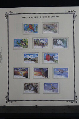 BIOT NH Collection - Complete 1968-2012, British Indian Ocean Territory