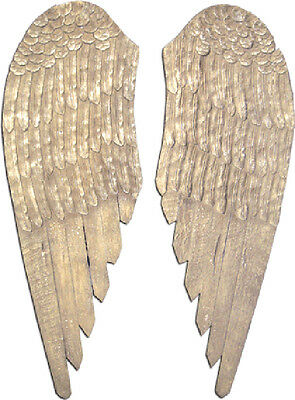 Large Timber Angel Wings