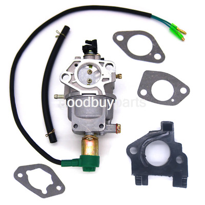 New Carburetor for Honda GX340 Gx390 188F Engine 13hp Generator with Insulator
