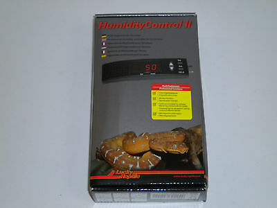 Lucky Reptile Humidity Control PRO II NEU & OVP