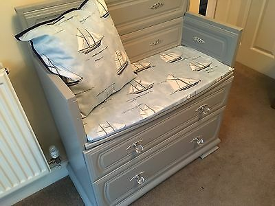 Shoe-Storage-Drawers-Bench-Chair-Ottoman-Upcycled-Hallway, unique