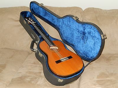 Hand Made In 1982 By Yukinobu Chai  Wonderful Alto/requinto Guitar Model Na-10