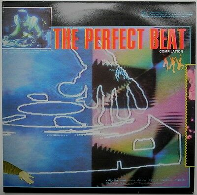 Lp Uk**various - The Perfect Beat (21 Records '83 / Afrika Bambaataa)**24939