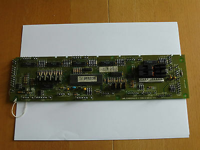 fruit machine Driver Board for reels.