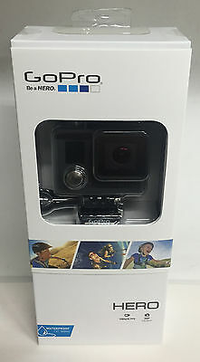 GoPro HERO Camcorder Sports Action Camera 5MP Waterproof (40m) 1080P Black New