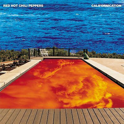 Red Hot Chili Peppers - Californication - 2 x Vinyl LP *NEW & SEALED*