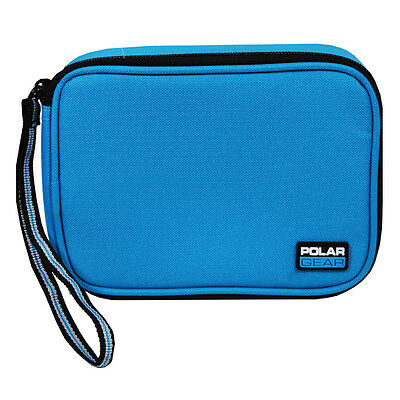 Official Licensed Product Polar Gear Active Lunch Sandwich Cooler Turquoise Gift