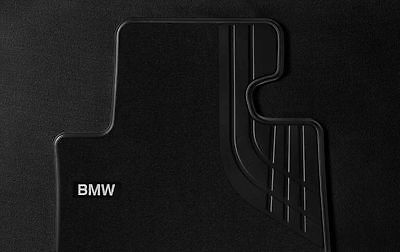 BMW  Tailored Textile Front Mats F30/F31 3 Series 51472293355 Right Hand Drive