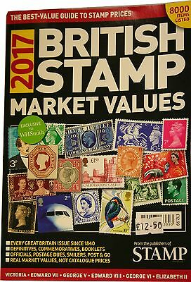 2017 British Stamp Market Values catalogue