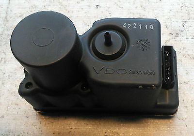 Audi B3/C3 ZV pumpe zentralverriegelung 443862257H central locking pump