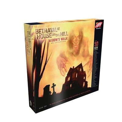 Betrayal at House on the Hill Widow s Walk Board Game