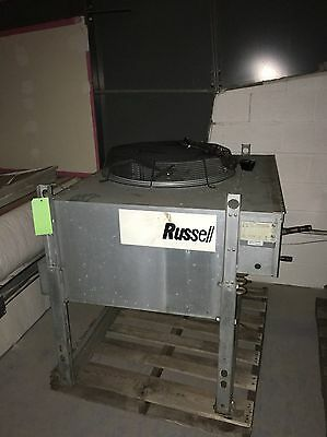russell rooftop condensers