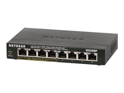 Switch 8 Porte Gigabit Di Cui 4 Poe