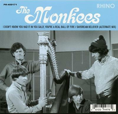 The Monkees Rare 45rpm Daydream Believer/ Sally MINT promo  PR-400171