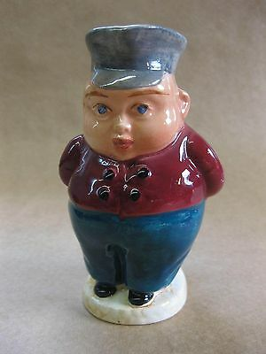 """Vintage Antique Character / Toby Jug ~ """"Porgy"""" ~ Made in England"""