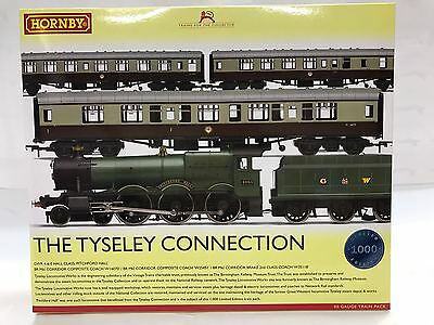"Hornby R3220, The Tyseley Connection ""Pitchford Hall"" ,  Train Pack"