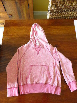 Girls NEXT hooded top - age 9 yrs