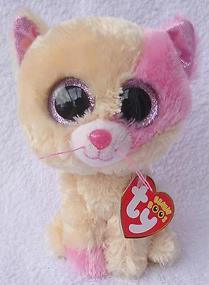 """Rare Ty Beanie Boos/Boo Soft Plush Toy Anabelle Barnes & Noble Exclusive MWMT 6"""""""