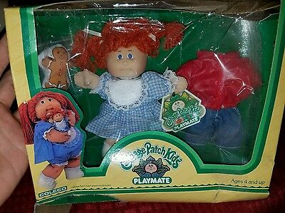 1984 Coleco Cabbage Patch Kids Playmate Extra Outfit