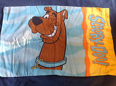 Scooby Doo Standard Pillowcase Double Sided