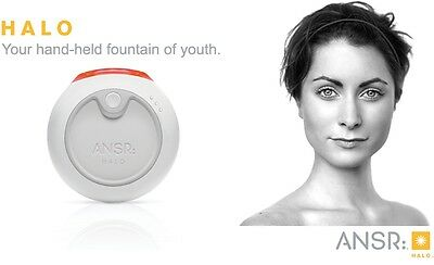 ANSR:Halo. Red Infrared Photo-Light Therapy for Anti-Aging, Wrinkles. NEW!