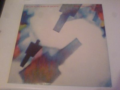 LP Brian Eno David Byrne ‎My Life In The Bush Of Ghosts  Withdrawn Talking heads