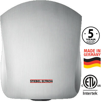 Stiebel Eltron Ultronic High Speed Touchless Hand Dryer - New w/ Full Warranty