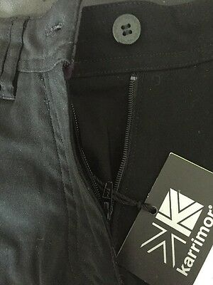 Karrimor Womens Breathable Stretch Walking Outdoor Trousers Size 10 - RRP £49.99