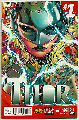 2014 Thor #1 Nm 9.4 Or Better! 1St Female Thor - Jane Foster High Grade Cgc It!