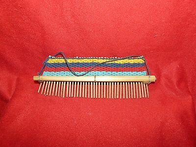 De'aruwa (Piaroa) Venezuelan Amazon Indian Comb