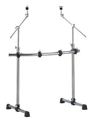 Roodiment Drum Rack Dr-1000 Chrome 2 Booms Included - Aussie Owned