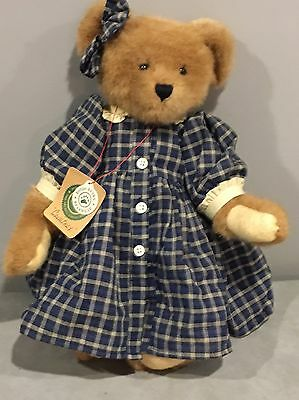 """Boyds Bears Archive Collectibles COURTNEY Investment 16"""" Mint with Tags"""