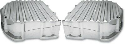 Covingtons Rocker Box Covers Chrome For Harley Twin Cam 99-10