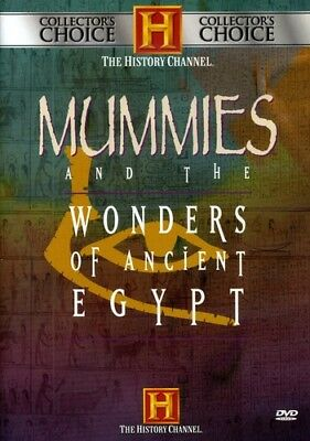 Mummies and the Wonders of Ancient Egypt [New DVD]