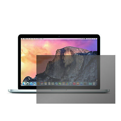 """Privacy Screen Filter Protector for Apple MacBook Pro 13.3"""" with Retina Display"""