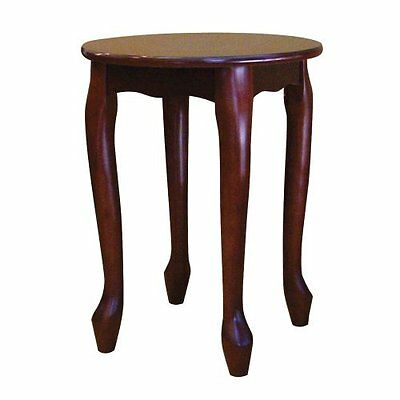 ORE International JW-182S Small Coffee Table, Cherry