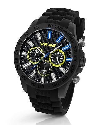 TW Steel Valentino Rossi Yamaha VR 46 Mens Gents Chronograph Wrist Watch VR114