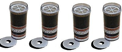 4 X Awesome Water Filters Prestige H2O Healthy Water 4U Unbelievable