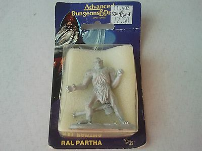 Sealed Stone Giant Miniature - Advanced Dungeons & Dragons AD&D Ral Partha