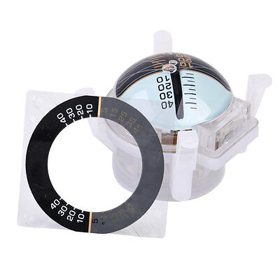 Inclinometer Gauge Slope Indicator Protractor Level Saw Fit Mitsubishi Pajero