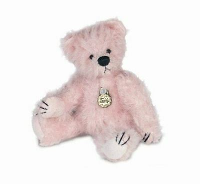 Teddy Hermann Miniature Candy Pink Rosa Bear Ltd Edition Gift, 162278