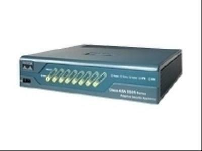 Asa 5505 Appliance Sw 50 Users 8 Ports 3Des Aes