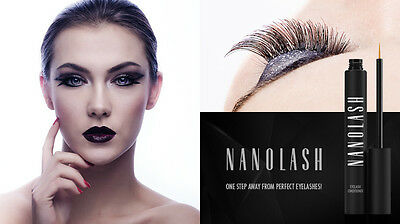 NANOLASH Eyelash Conditioner Serum Growth Enhancer  3ml