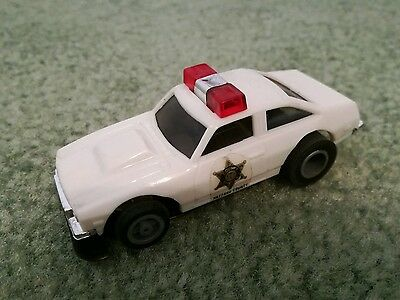 Rare Dukes Of Hazzard Tcr Police Car