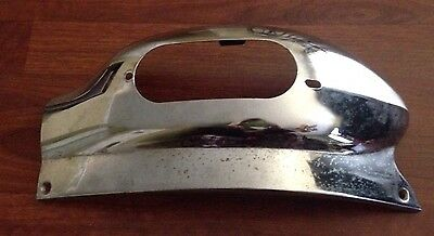 Vintage Hudson 1952-53 Rear Taillight Housing- Right Side
