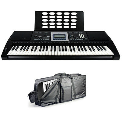 Axus Digital AXP25 Touch Sensitive Portable Keyboard With Bag